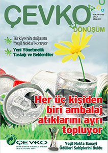 ÇEVKO Donusum - Issue 21