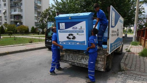 Recycling Projects From Our Municipalities