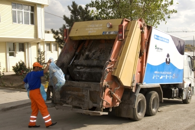The Recycling Projects of Our Municipalities