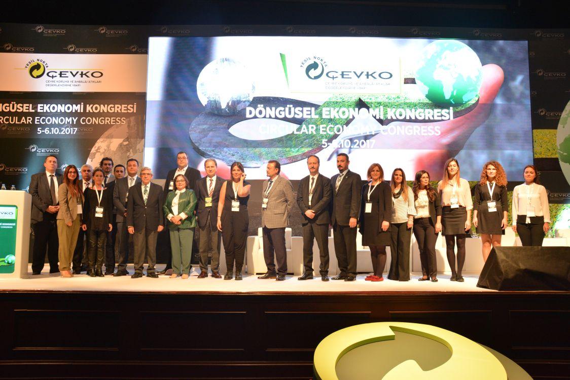 ÇEVKO Döngüsel Ekonomi Kongresi 5-6 Ekim 'de Yapıldı.