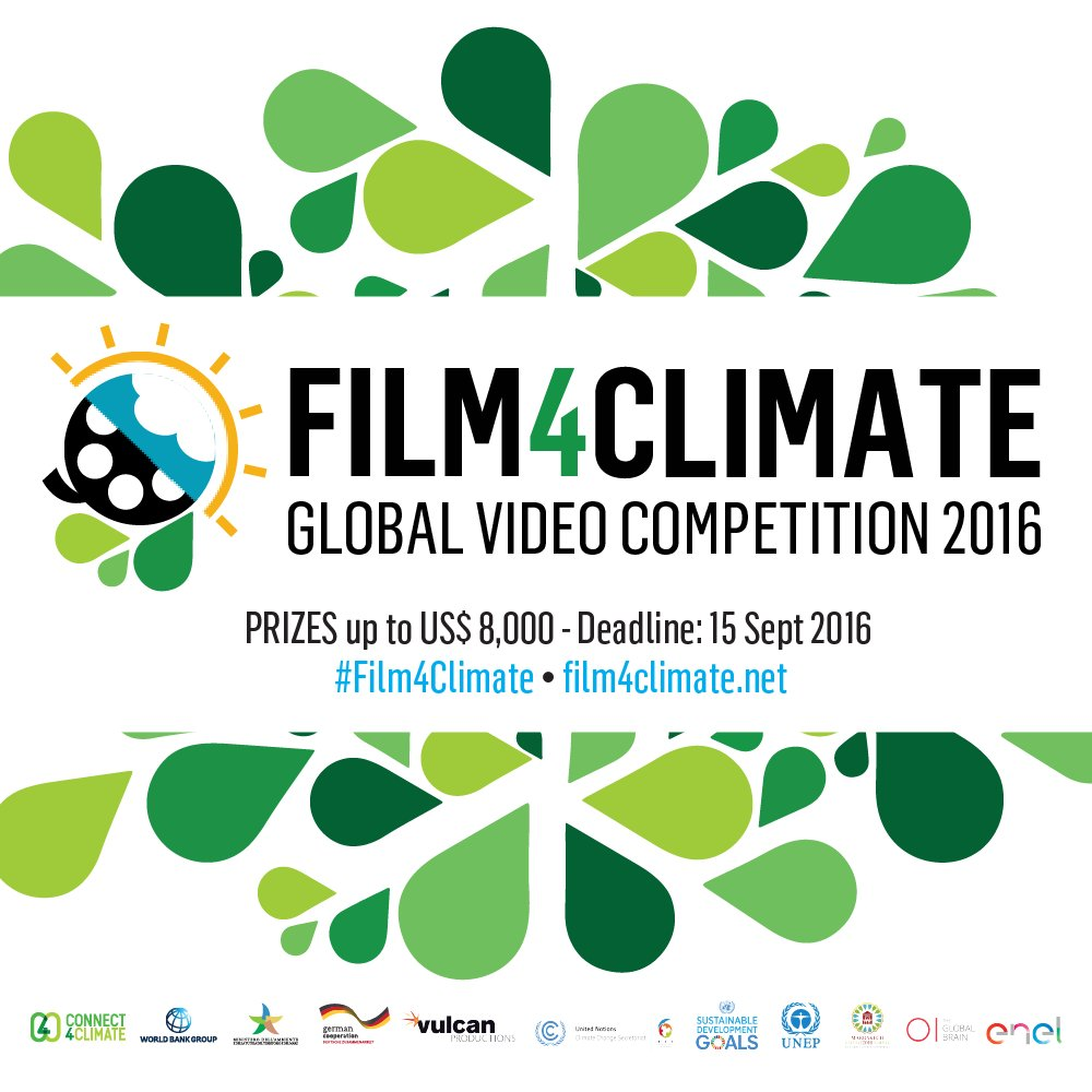 Film4Climate International Video Competition Awaits Participants