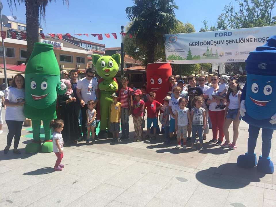 ÇEVKO Foundation Continues To Create Awareness Hand in Hand With Launchers