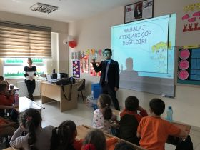 The Education Project With The Collaboration of Ford Otosan and ÇEVKO Has Been Put Into Effect