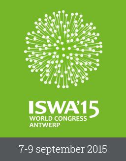 2015 ISWA D�nya Kongresi Antwerp�de Ger�ekle�tirildi.