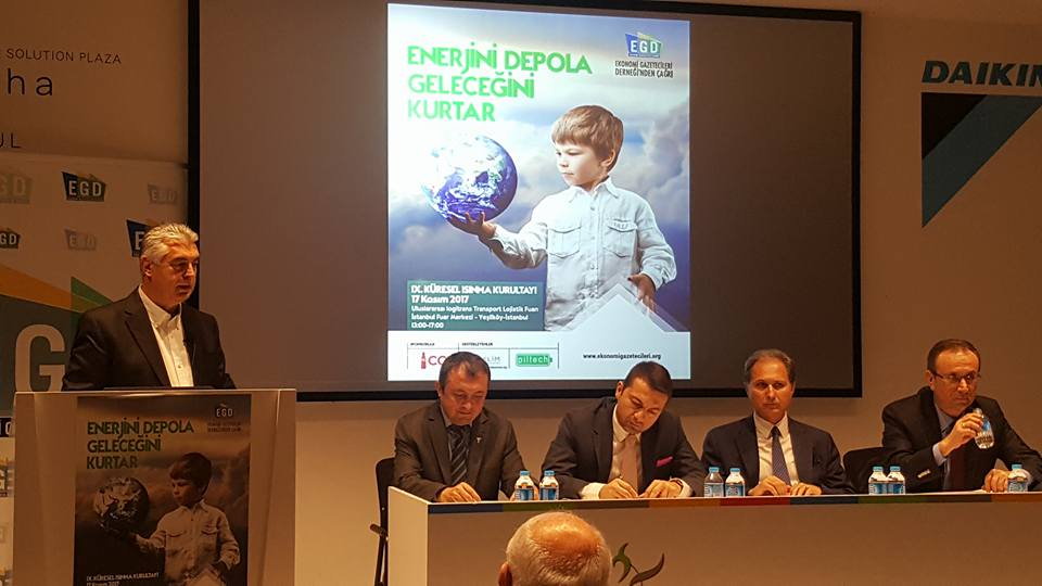 EGD 9th Global Warming Crisis Council Held