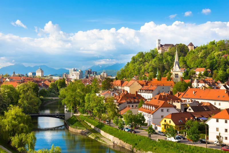2016 Y�l�n�n Ye�il Ba�kenti: Ljubljana