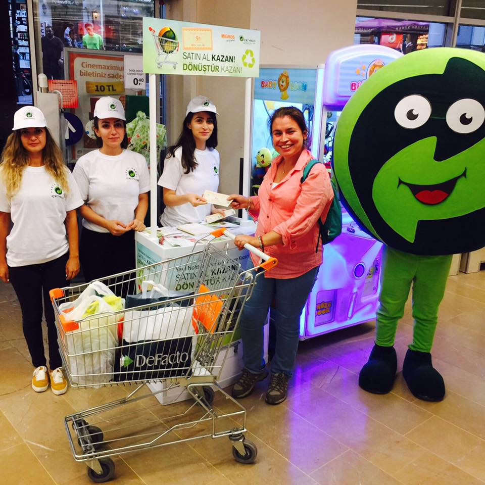 Recycling Practices in Collaboration With ÇEVKO And Migros Continue