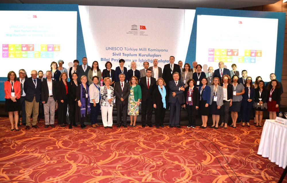 Unesco'dan 2030 Sürdürülebilir Kalkınma Hedefleri Çalıştayı
